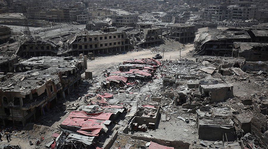 US-led anti-ISIS coalition admits 'at least 817' civilian deaths, says 600 reports still unconfirmed