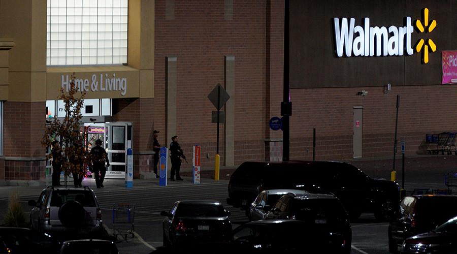 Police arrest suspect in Colorado Walmart shooting