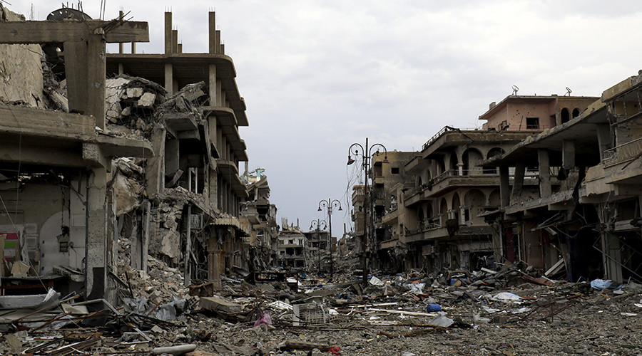 Absurdities of Syrian war propaganda