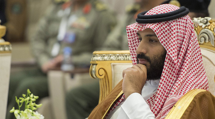 11 Saudi princes, 4 ministers arrested as crown prince unleashes crackdown on corruption – report