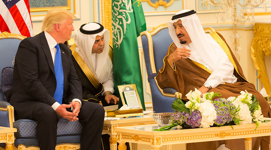 Trump says Saudi elites caught in anti-corruption probe were 'milking' kingdom for years