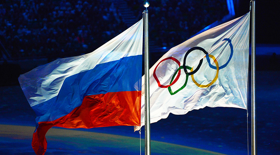 'Premature speculation' – IOC on reports of Russian anthem ban