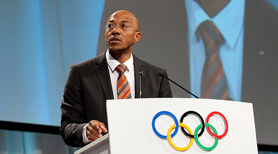 IOC suspends former sprint star Frankie Fredericks over corruption charges