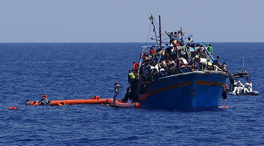 Remember the time Boris Johnson praised Libya's coastguard? He may be regretting it..