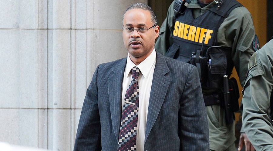 Police van driver in Freddie Gray's death acquitted of all charges