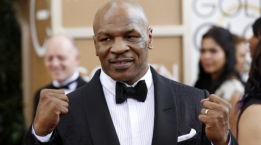Mike Tyson boxing gym to open in Moscow 'in near future'