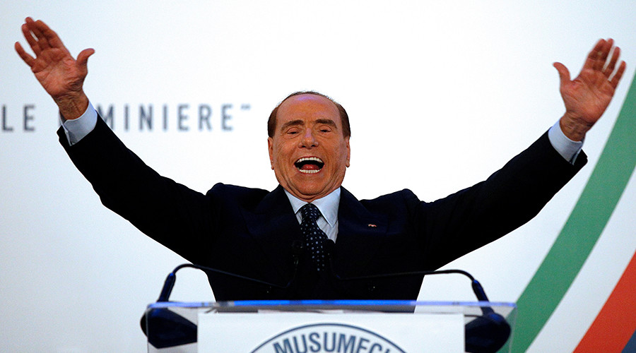 Not 'charisma' or 'cultural amnesia' - Italians will vote for Berlusconi because they agree with him