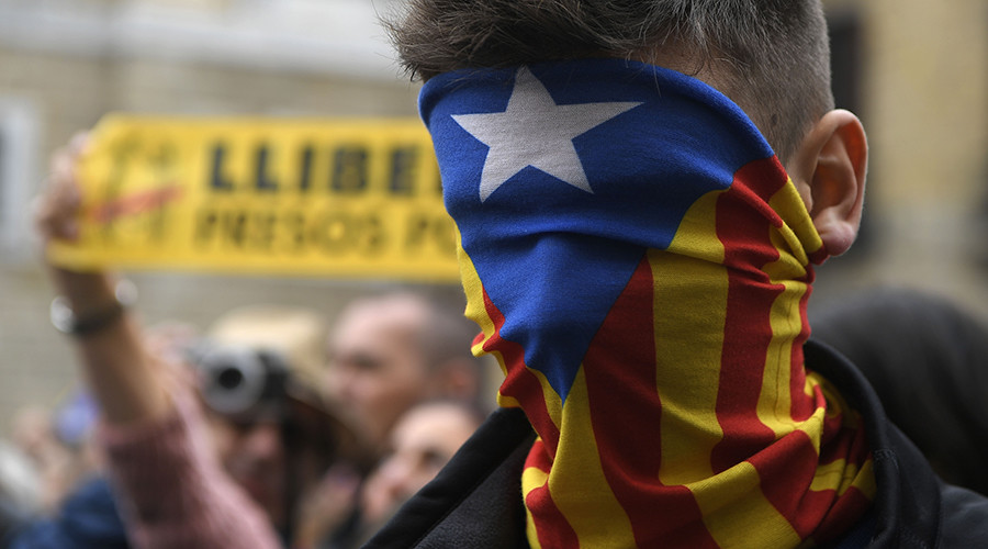 Catalonia's declaration of independence annulled by Spanish court