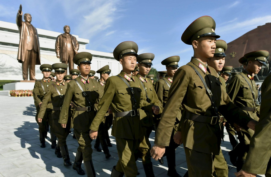 'Vastly outnumbered' US forces would struggle to win war with North Korea – former general
