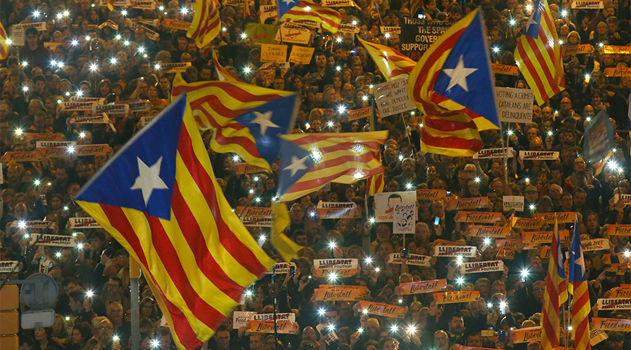 Hungry for independence? Pollster bypasses Catalan election ban by using food survey