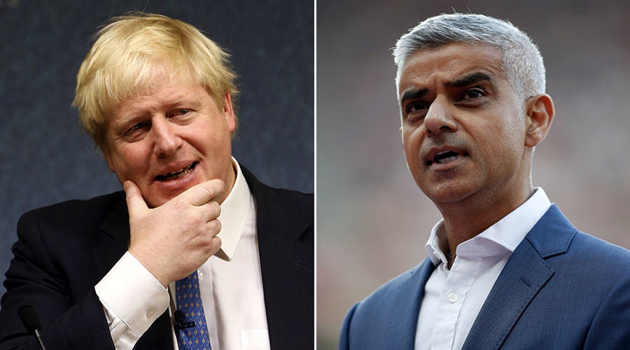 Khan & Corbyn call for Boris Johnson to be sacked over diplomatic gaffes