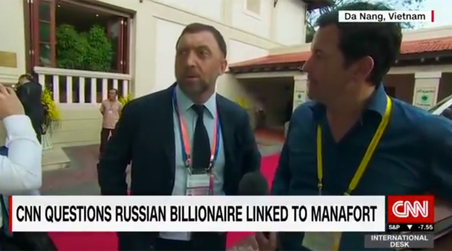 Russian billionaire Deripaska quits as president of energy firm En+ Group & metal giant RUSAL