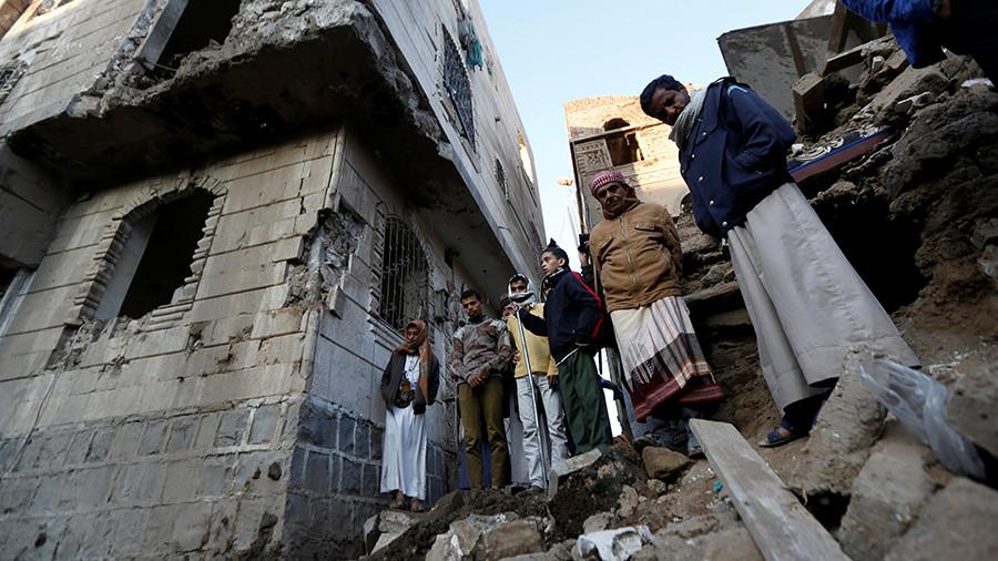 Bernie Sanders heads effort to end US support for Saudi Arabia in Yemen