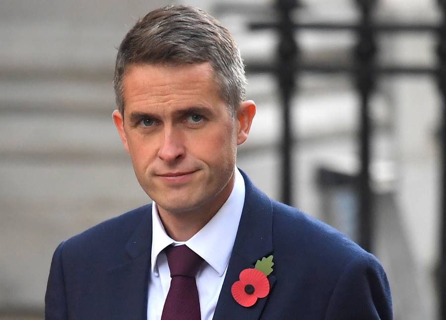 UK defence secretary drops latest fear bomb, casually warns Russia is planning mass murder