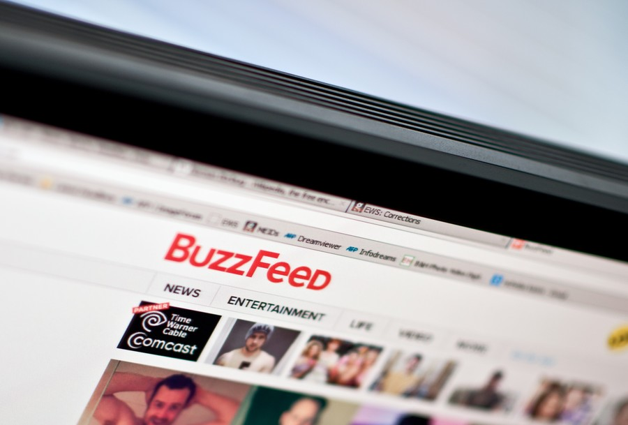 Breaking news! Russia funded Russian elections – BuzzFeed 'secret finding'