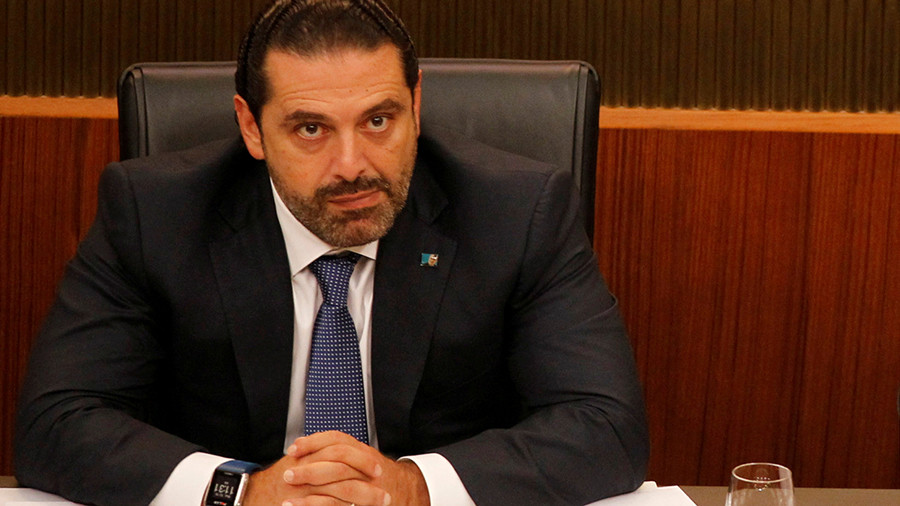 Saudi Arabia holding PM Hariri & family in 'act of aggression' – Lebanese president