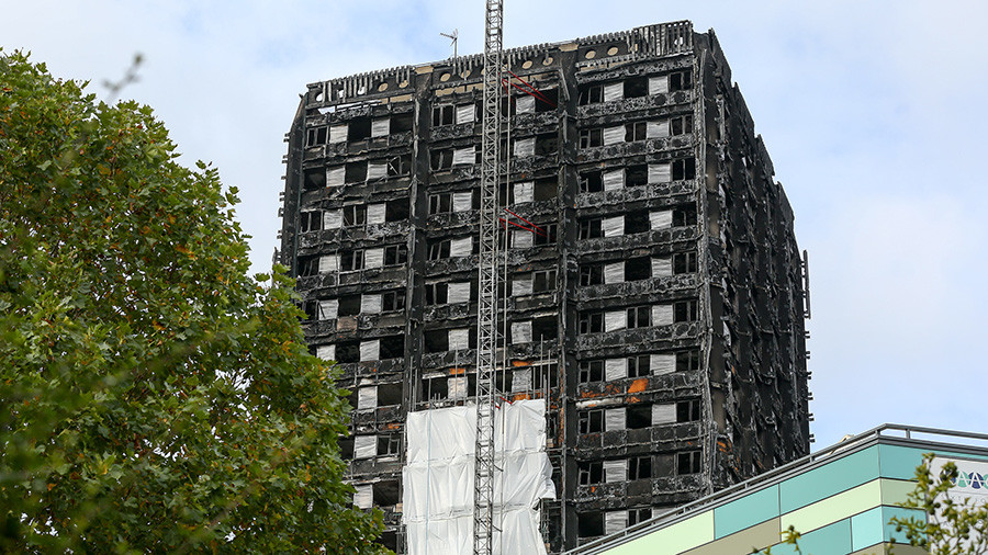 Last bodies removed from Grenfell Tower wreckage, final death toll 71 – police