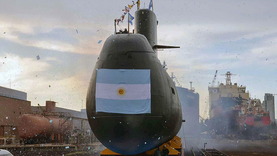Explosion & fire on Argentina's San Juan sub blamed on low-quality German repair – reports