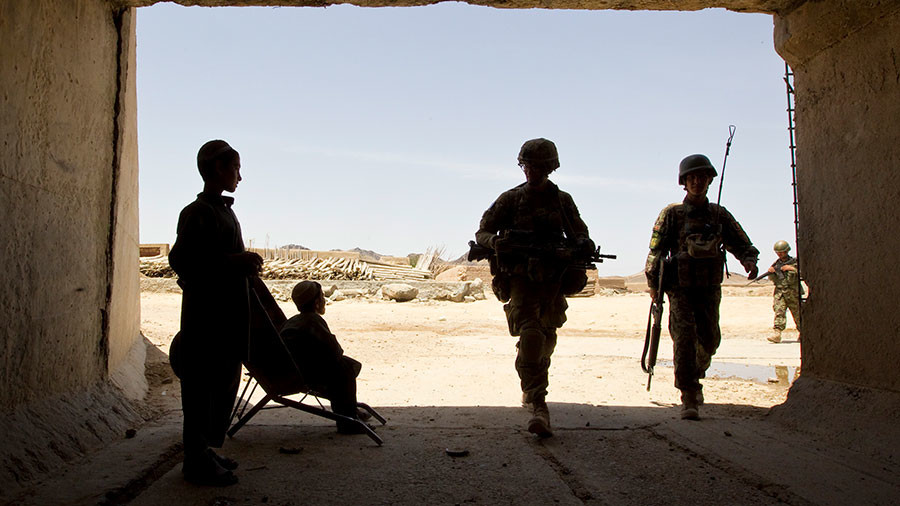 Pentagon knew Afghan forces committed child abuse, but kept funding them – declassified report