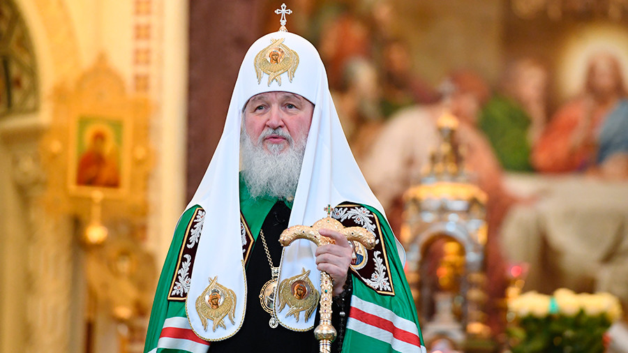 Orthodox Patriarch warns of approaching end times, asks not to push for revolutionary change