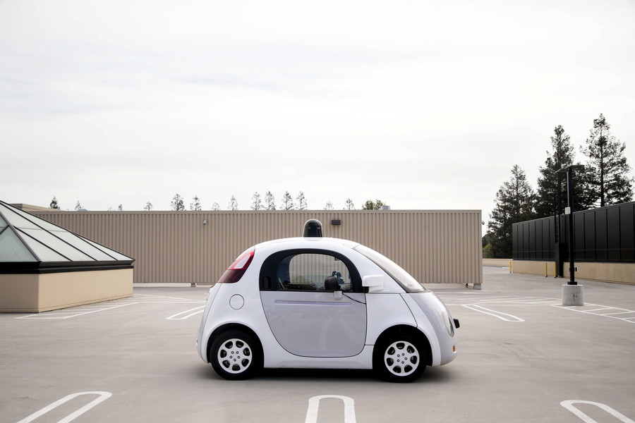 Rage against the machines:  Humans attack driverless cars in California