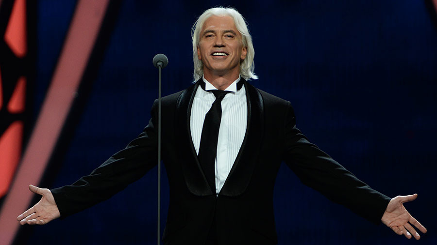 Legendary Russian baritone Hvorostovsky dies aged 55