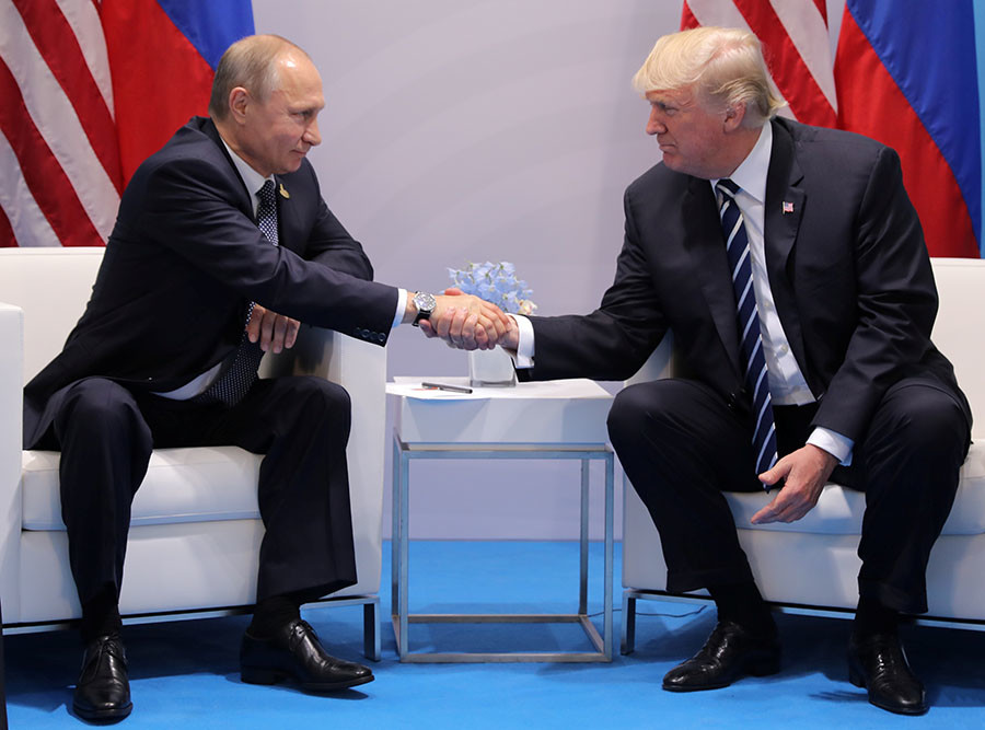 Usa Is A Great Nation But Leave Us Alone 11 Quotes That Show How Vladimir Putin Sees World Rt World News