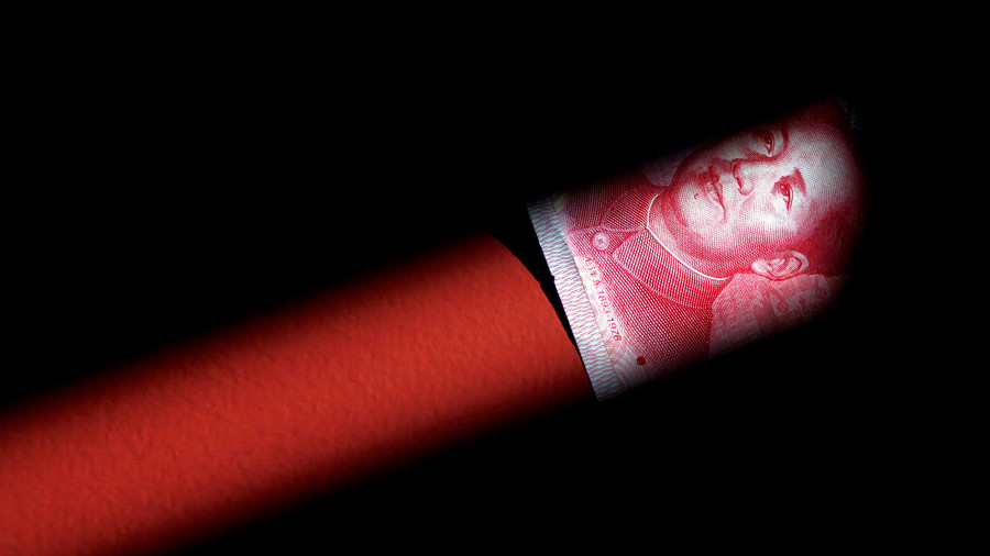 China busts underground bank funneling billions out of country