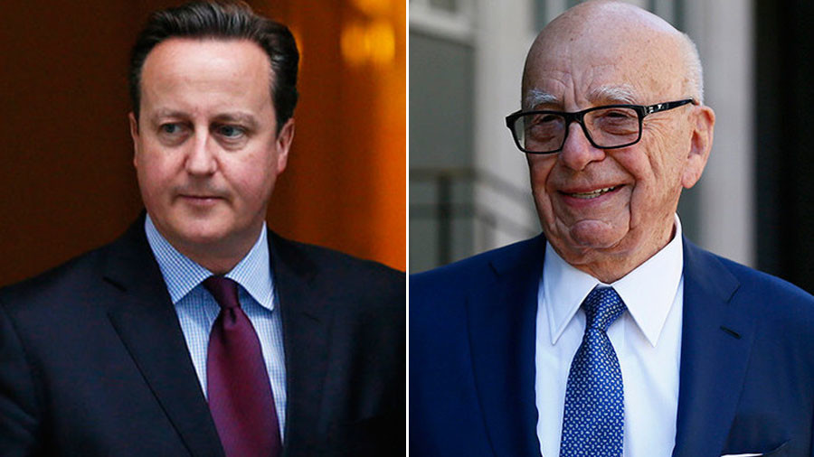 David Cameron may have 'done some sort of deal' with Rupert Murdoch – Ken Clarke