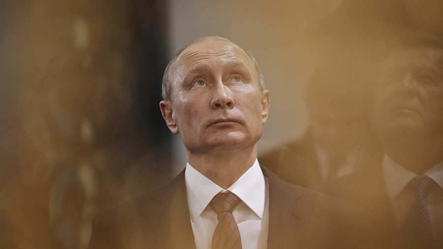 Putin crowned 'world's energy czar' with Saudis bowing to reality