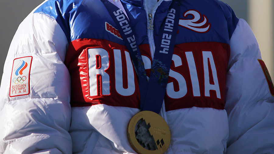 Russia slides to 2nd in unofficial Sochi Olympics medal tally after 2 bobsled golds taken away