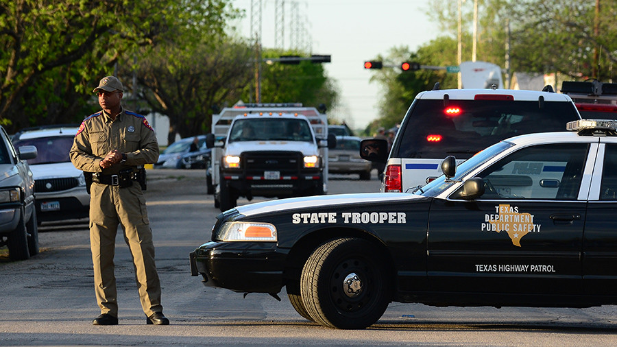 Texas state trooper shot & killed on Thanksgiving