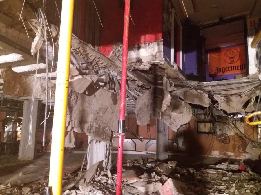Nightclub dancefloor collapses in Spain injuring 22 (VIDEOS, PHOTOS)