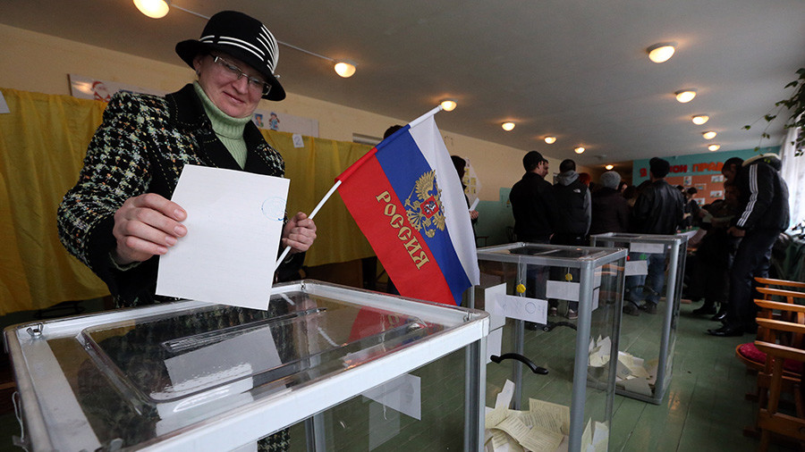 Overwhelming majority in Crimea today would still vote to join Russia – German survey