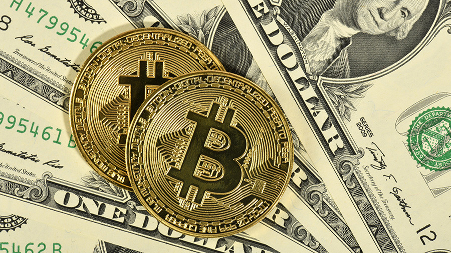 Bitcoin breaks $10,000 record after growing 10-fold in a year