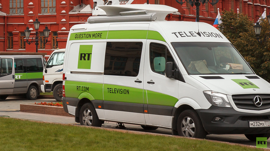 US State Dept offers smug gestures but no answers on stripping of RT credentials