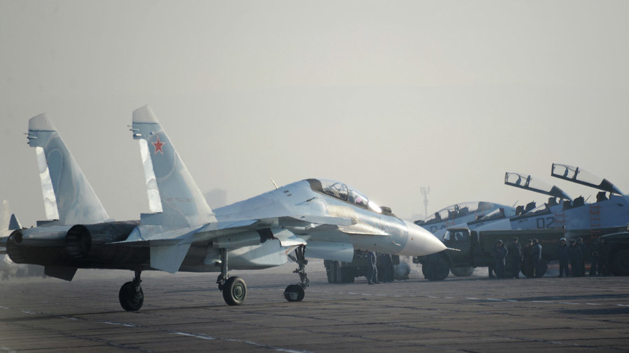 Russia approves draft deal for its warplanes to use Egyptian military bases