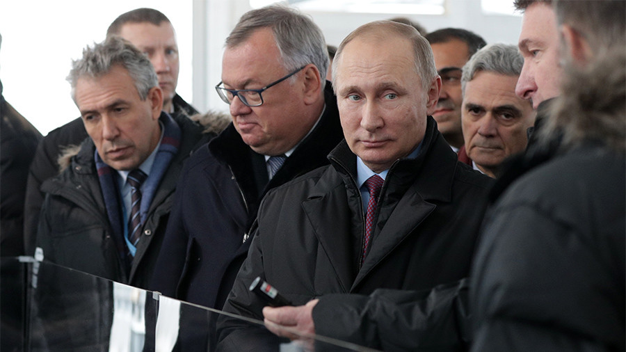 US adds 21 individuals, 9 companies to anti-Russian sanctions list over Ukraine crisis