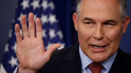EPA chief cites bible as he bans scientists it funds from advisory boards