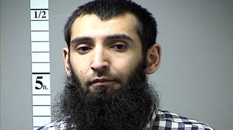 Sayfullo Saipov, the suspect in the New York City truck attack © St. Charles County Department of Corrections / Reuters