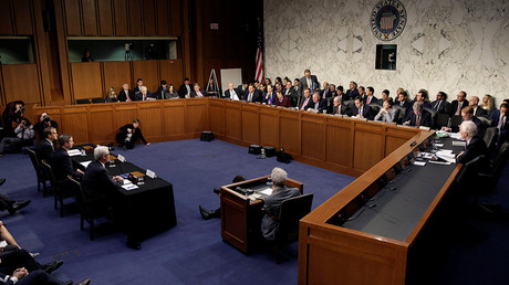 Twitter, Google & Facebook grilled by Senate, try hard to find 'Russian influence'