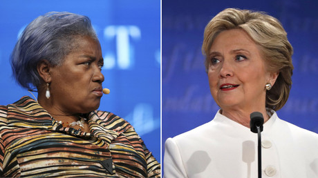 Donna Brazile blasts 'cancer' of Clinton campaign's stranglehold on DNC