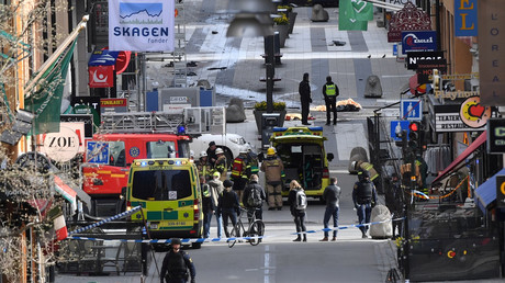 Digital anti-terrorism fences to combat extremist attacks in Sweden