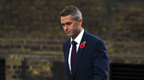 Gavin Williamson. © Alberto Pezzali / Global Look Press