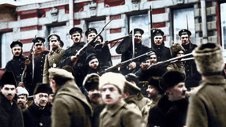#1917LIVE exclusive: Revolutionary Russia like you've never seen it before (PHOTOS, VIDEO)