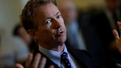 US Senator Rand Paul assaulted in his home