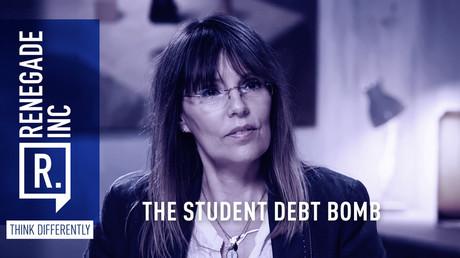 The student debt bomb