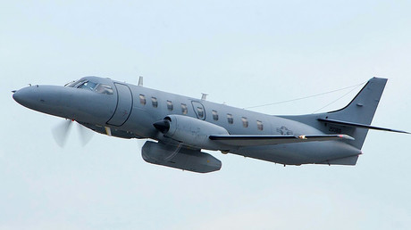'Stingray on steroids': Texas National Guard has spy devices on planes