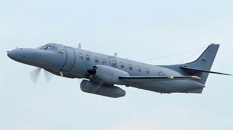 A Florida Air National Guard C-26B Metroliner aircraft ©  U.S. Air Force
