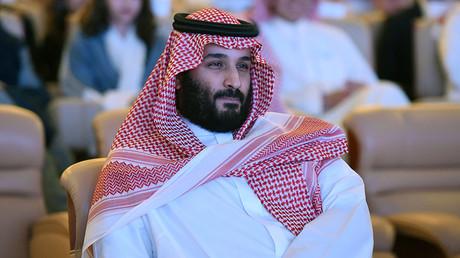 Saudi Crown Prince Mohammed bin Salman © Fayez Nureldine